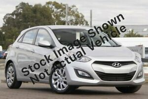 2012 Hyundai i30 GD Active Silver 6 Speed Sports Automatic Hatchback Myaree Melville Area Preview