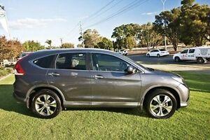 2014 Honda CR-V RM MY15 VTi-L 4WD Grey 5 Speed Sports Automatic Wagon Wangara Wanneroo Area Preview
