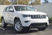 2017 Jeep Grand Cherokee WK MY17 Laredo White 8 Speed Sports Automatic Wagon Mount Gravatt Brisbane South East Preview