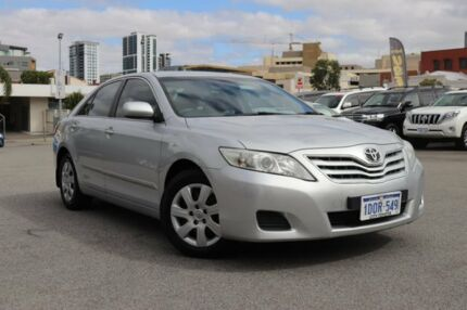 2009 Toyota Camry ACV40R 09 Upgrade Altise Silver Ash 5 Speed Automatic Sedan Northbridge Perth City Area Preview