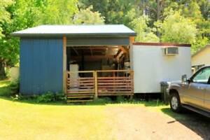 Onsite Cabin at Rawson Caravan Park