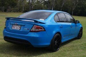 2008 Ford Falcon FG XR8 Blue 6 Speed Sports Automatic Sedan Bundaberg West Bundaberg City Preview