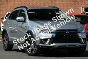 2018 Mitsubishi ASX XC MY19 LS 2WD Silver 6 Speed Constant Variable Wagon