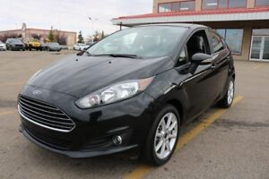 2014 Ford Fiesta SE HATCHBACK Accident Free,  Heated Seats,  Sun