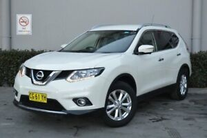 2015 Nissan X-Trail T32 ST-L X-tronic 2WD White 7 Speed Constant Variable Wagon Maitland Maitland Area Preview