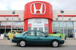 1997 Ford Escort - AS TRADED -