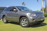 2011 Jeep Grand Cherokee WK MY2011 Laredo Grey 5 Speed Sports Automatic Wagon Pearsall Wanneroo Area Preview