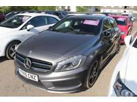 Mercedes Benz A A A200 2.1 CDI AMG Sport 5dr Leather