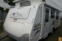 Jayco Discovery Poptop 16.52.4 Narre Warren South Casey Area Preview