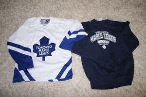 Toronto Maple Leafs Youth Large Sweatshirt
