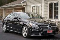 Miniature 9 Voiture Européenne d'occasion Mercedes-Benz CLS-Class 2016