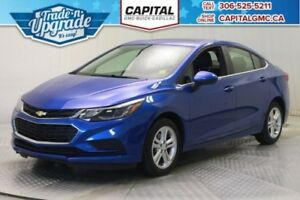 2017 Chevrolet Cruze LT*Sunroof-Remote Start*
