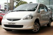 2006 Honda Jazz Upgrade VTi White 7 Speed CVT Auto Sequential Hatchback Brookvale Manly Area Preview