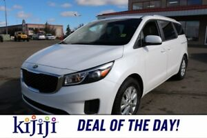 2018 Kia Sedona LX Accident Free,  Bluetooth,  A/C,