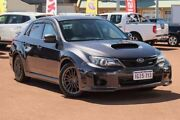 2011 Subaru Impreza G3 MY11 WRX AWD Grey 5 Speed Manual Sedan Mindarie Wanneroo Area Preview