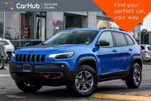 2019 Jeep Cherokee New Car Trailhawk 4x4|Leather|Comfort/Convi.,