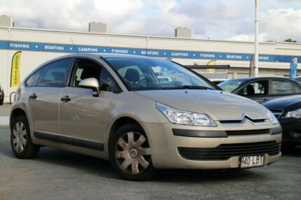 2007 Citroen C4 Gold 4 Speed Automatic Hatchback Greenslopes Brisbane South West Preview