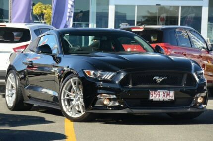 2016 Ford Mustang FM MY17 GT Fastback SelectShift Black 6 Speed Sports Automatic Fastback Wavell Heights Brisbane North East Preview