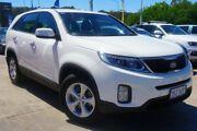 2014 Kia Sorento XM MY14 SI White 6 Speed Sports Automatic Wagon Pearce Woden Valley Preview