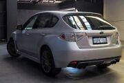 2011 Subaru Impreza G3 MY11 WRX AWD Silver 5 Speed Manual Hatchback Perth Perth City Area Preview