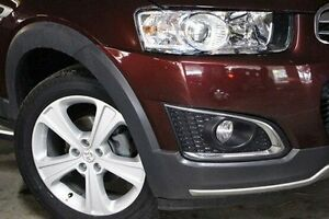 2014 Holden Captiva Red Sports Automatic Wagon Nunawading Whitehorse Area Preview