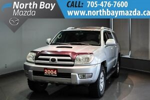 2004 Toyota 4 Runner SR5 JBL Synthesis Sound System + Sunroof +