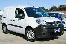 2014 Renault Kangoo X61 Phase II White 5 Speed Manual Van Craigieburn Hume Area Preview