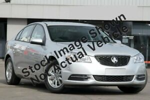 2013 Holden Commodore VF MY14 Evoke Silver 6 Speed Sports Automatic Sedan Edgewater Joondalup Area Preview