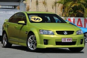 2008 Holden Commodore VE SV6 Yellow 5 Speed Sports Automatic Sedan Kedron Brisbane North East Preview
