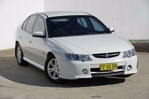 2003 Holden Commodore VY S White 4 Speed Automatic Sedan Blacktown Blacktown Area Preview