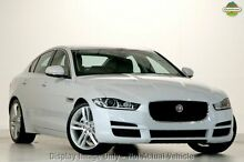 2015 Jaguar XE X760 MY16 20D Prestige Blue 8 Speed Sports Automatic Sedan Osborne Park Stirling Area Preview