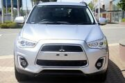 2016 Mitsubishi ASX XB MY15.5 LS 2WD Silver 6 Speed Constant Variable Wagon Wayville Unley Area Preview