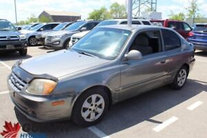 2004 Hyundai Accent Vehicle Being Sold AS IS