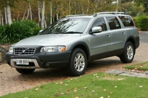 2007 Volvo XC70 MY06 Lifestyle Edition (LE) Silver Fortune 5 Speed Auto Geartronic Wagon Blair Athol Port Adelaide Area Preview