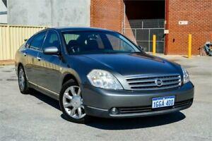 2005 Nissan Maxima J31 ST-L Deep Amethyst 4 Speed Automatic Sedan