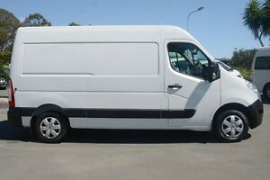 2014 Renault Master X62 Mid Roof MWB AMT White 6 Speed Sports Automatic Single Clutch Van Acacia Ridge Brisbane South West Preview
