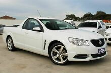 2014 Holden Ute VF MY14 Ute White 6 Speed Sports Automatic Utility Craigieburn Hume Area Preview