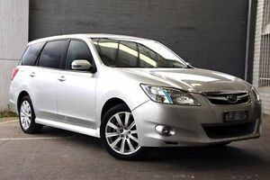 2009 Subaru Liberty B5 MY10 Exiga Lineartronic AWD Premium Silver 6 Speed Constant Variable Wagon Doncaster Manningham Area Preview