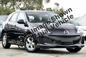 2012 Mazda 3 BL10F2 Neo Black 6 Speed Manual Hatchback Glendale Lake Macquarie Area Preview