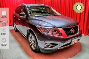 2014 Nissan Pathfinder LOW KM! 4X4! LEATHER!