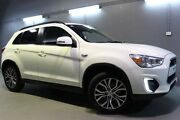 2015 Mitsubishi ASX XB MY15.5 LS 2WD White 6 Speed Constant Variable Wagon Invermay Launceston Area Preview
