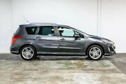 2010 Peugeot 308 T7 Sportium Touring HDi Grey 6 Speed Sports Automatic Wagon Welshpool Canning Area Preview