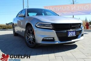 2018 Dodge Charger GT AWD | NAV | SUNROOF | BACKUP CAM & MORE