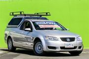 2011 Holden Ute VE II Omega Silver 4 Speed Automatic Utility Ringwood East Maroondah Area Preview