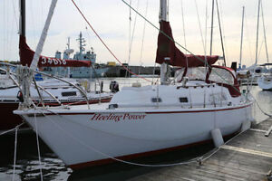 pearson 30 ft sailboat for sale