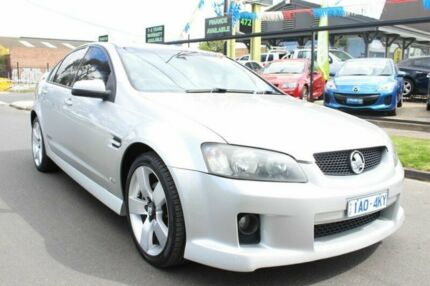 2007 Holden Commodore VE SS Silver 6 Speed Sports Automatic Sedan