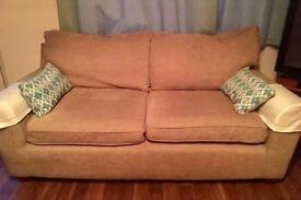 Sofa made by Next
