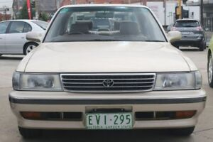 1992 Toyota Cressida Mkii MX83R Grande Gold 4 Speed Automatic Sedan