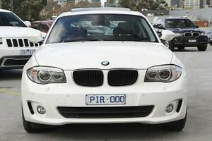 2012 BMW 125I E82 LCI MY0911 Steptronic White 6 Speed Sports Automatic Coupe North Melbourne Melbourne City Preview