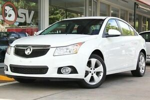 2013 Holden Cruze JH Series II MY14 Equipe White 6 Speed Sports Automatic Sedan Somerton Park Holdfast Bay Preview